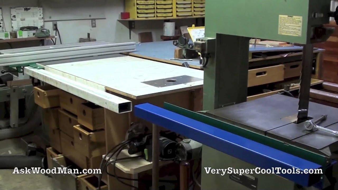 Biesemeyer Rails