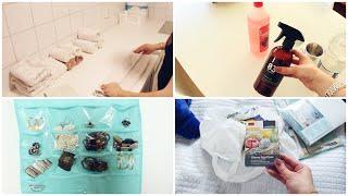 VLOG D Y Чистящее своими руками  Организация бижутерии  Покупки  Уборка Мотивация на уборку