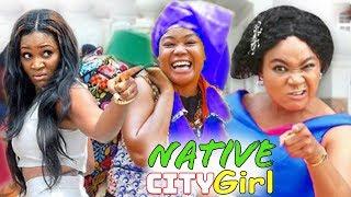 Native City Girl Part 1&2 - Rechael Okonkwo Latest Nollywood Movies.