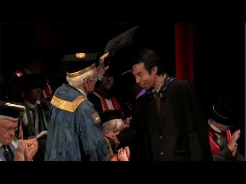 The University Of Auckland Graduation 24 sept 2013