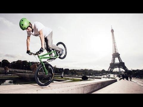 Fabio Wibmer - Paris Is My Playground