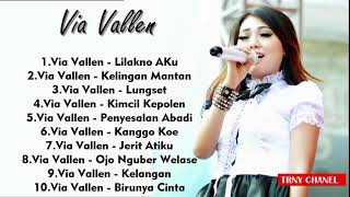 LILAKNO AKU by Via Vallen lagu top bulan Oktober