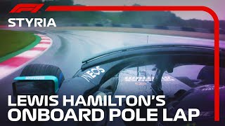 Baixar 2020 Styrian Grand Prix: Lewis Hamilton's Pole Lap | Pirelli