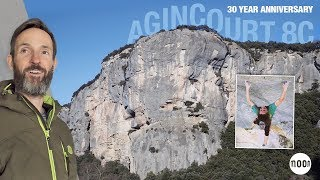 Ben Moon returns to Agincourt (8c)