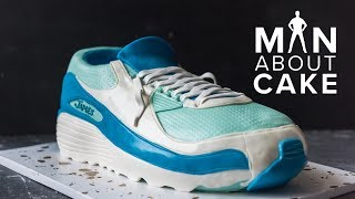 Best Friends SNEAKER Cake! | Man About Cake with Joshua John Russell