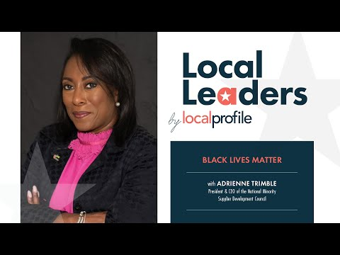 Local Leaders featuring Adrienne Trimble