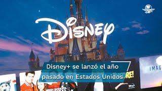 El año pasado en noviembre, se lanzó al mercado Disney+ en Estados Unidos así como en Europa Oriental, India y Japón