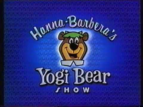 The New Yogi Bear Show (Björnen Yogi) TV3 - (Svenska/Swedish)