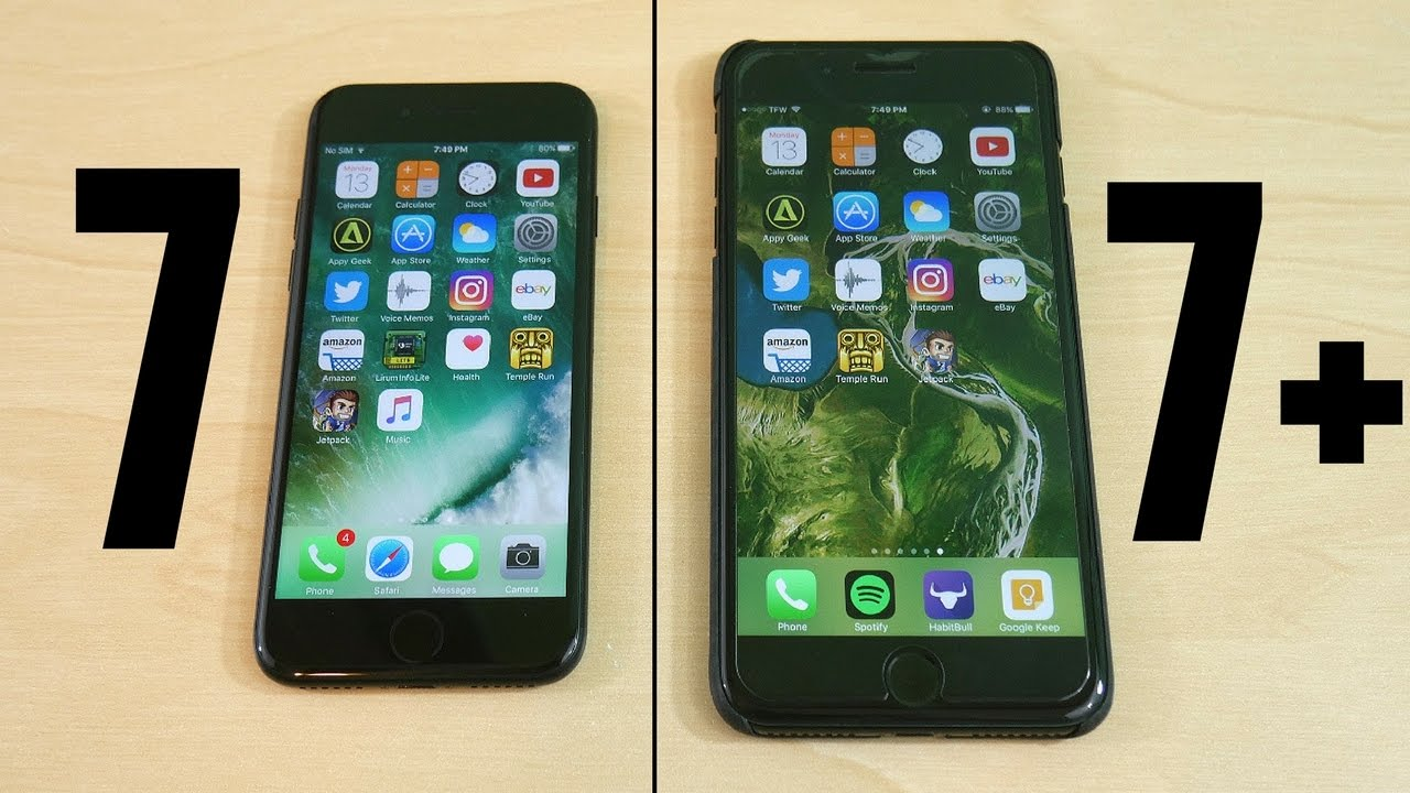 buy iphone 7 should i buy iphone 7 or iphone 7 plus 10322