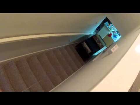 How To Get An Arcade Machine Up The Stairs Youtube