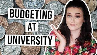 How To Budget at University!? | ohhitsonlyalice