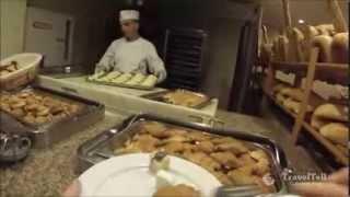 Обзор завтраков в отеле Sea Light Resort города Кушадасы (Турция)