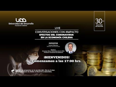Conversaciones con #Impacto: Efectos del coronavirus en la economía chilena
