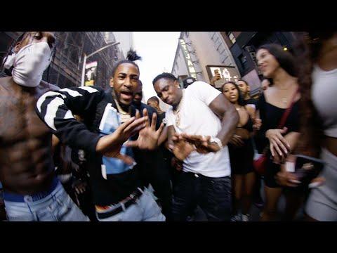 Ron Suno & DUSTY LOCANE - Grabba (Remix) (Official Video)