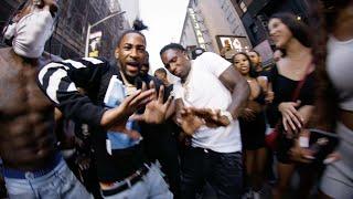 Ron Suno & DUSTY LOCANE  Grabba (Remix) (Official Video)