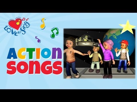 kids goodbye song bye have a happy day children love to sing