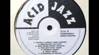 Corduroy Very Yeah (Acid Jazz High Havoc)