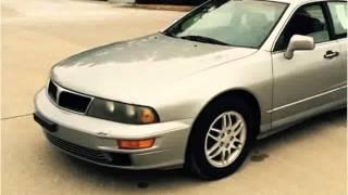 2000 Mitsubishi Diamante Used Cars Macomb IL