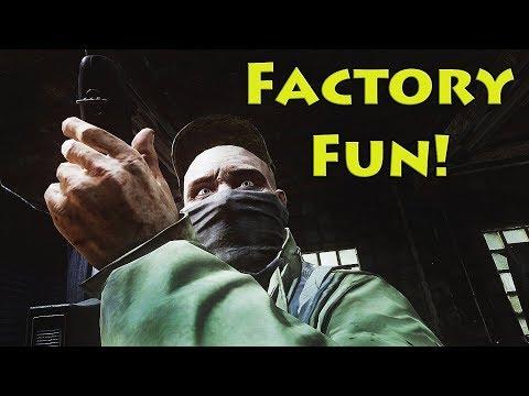 Factory Fun - Escape From Tarkov