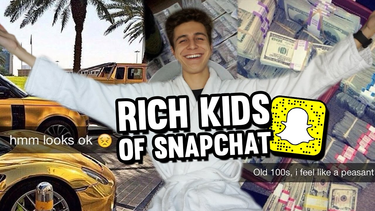 df435d5a1a8e Worst Rich Kids of Snapchat... - YouTube