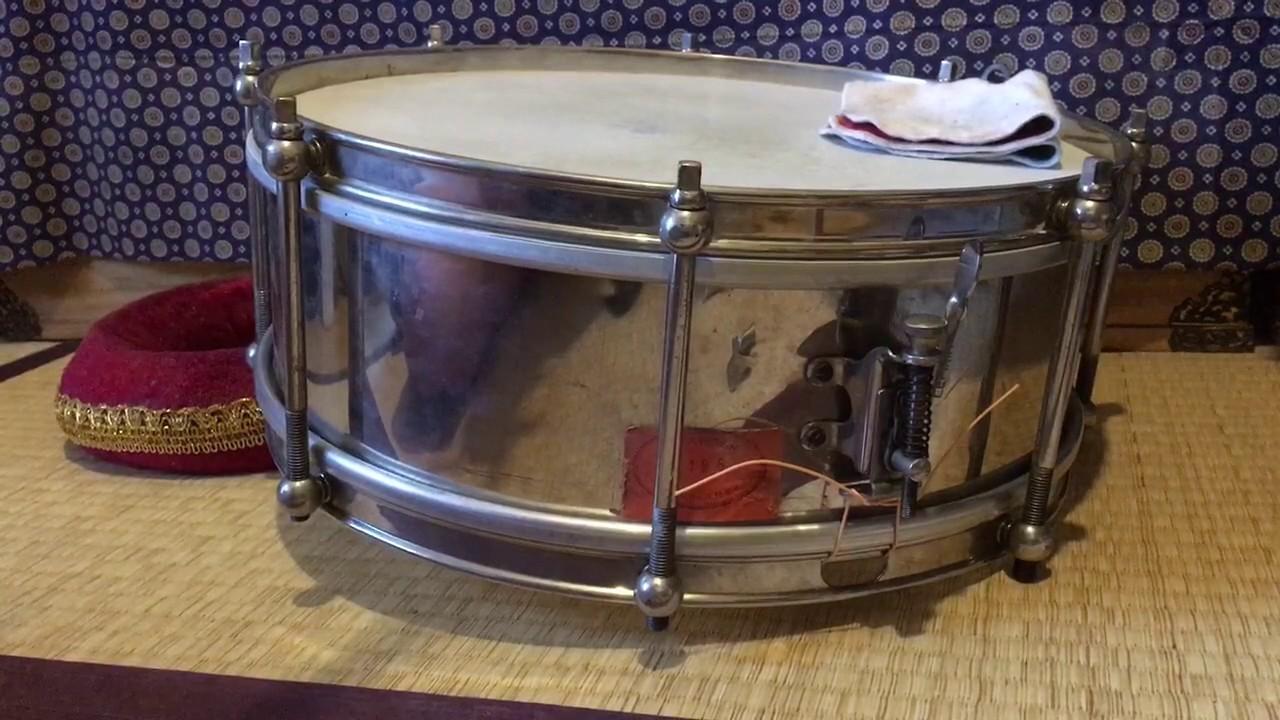vintage lefima snare drum sonor type youtube. Black Bedroom Furniture Sets. Home Design Ideas