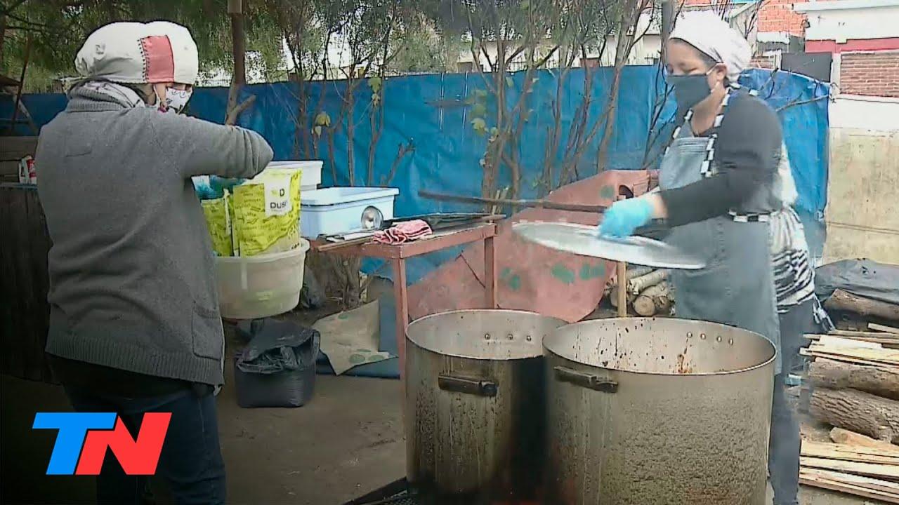 La solidaridad en tiempos de coronavirus | Vecinas de Las Tunas dan de comer a 350 personas