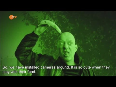 [English subtitles] Heute Show: Nazi hunter, Claus von Wagner. 4/8/2016