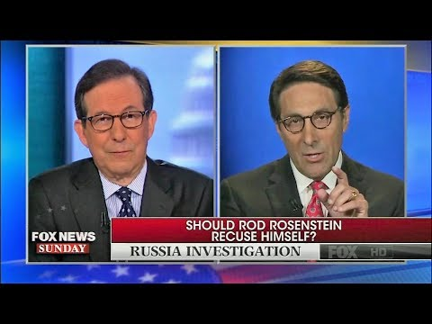 "Thumbnail: Jay Sekulow Schools Chris Wallace: ""We have NOT received ANY Investigation of the POTUS"""