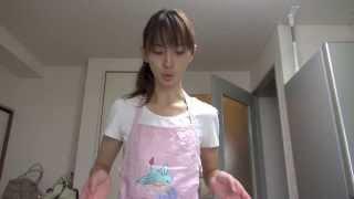 Японка приготовит рис с корри