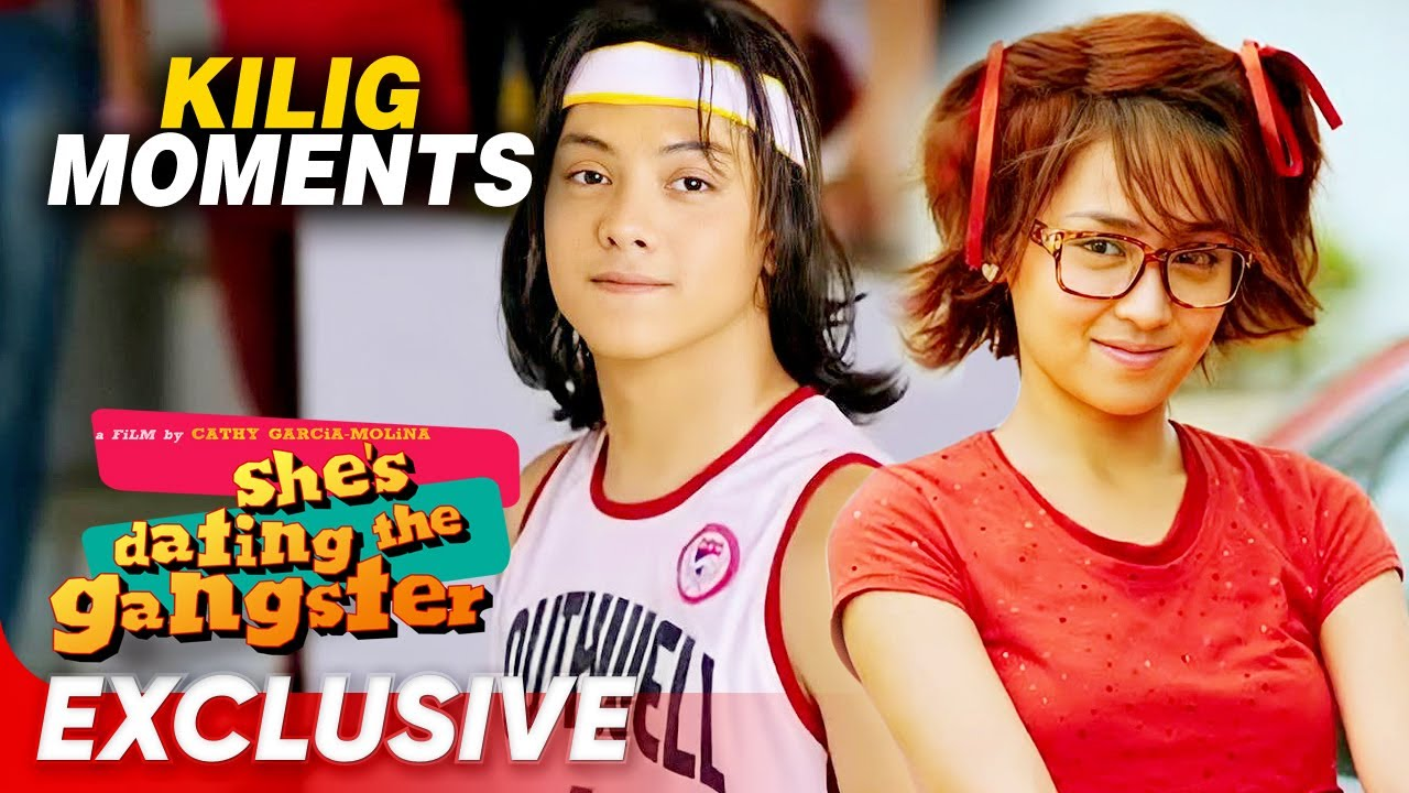 Download Kilig scenes in 'She's Dating the Gangster' | Stop Look And List It!