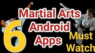 Learn martial arts on your android phone 6 android apps 100 % working apps (LINK IN DESCRIPTION0