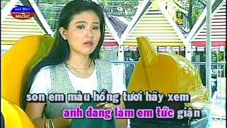 Karaoke Tan Co Vet Son Tren Ao (Thanh Ngan, Chieu Hung)