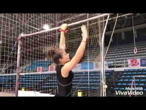 Mannequin challenge - Gimnasia Artística (club Stella Maris)