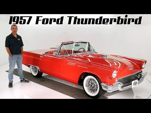 1957 Ford Thunderbird For Sale At Volo Auto Museum (V18639)