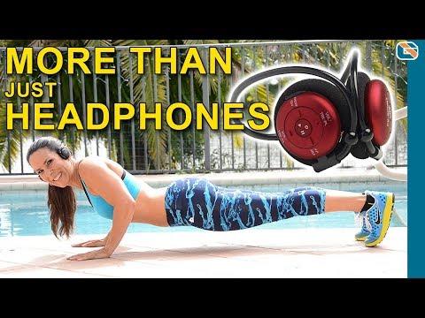 FX-Sport VRX Headphones & Personal Trainer #spon