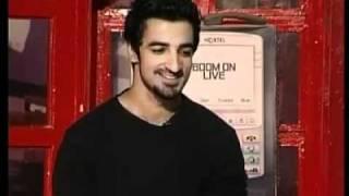 vuclip Farwa Hussain Live on ATV channel show BOOM ON LIVE