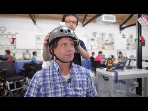 You Can Control This Wheelchair With Your Thoughts