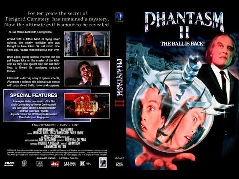 Phantasm II (1988) Movie Review