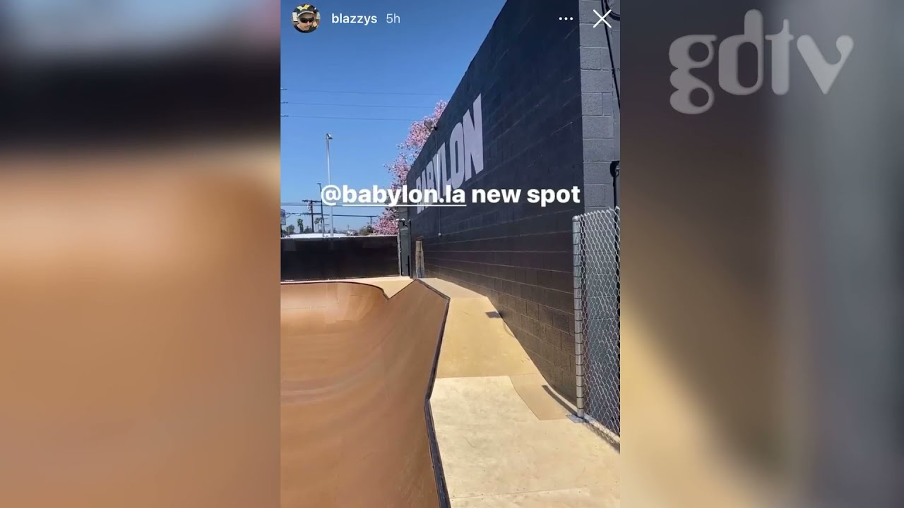 Babylon LA Opens Skatepark/Store In Los Angeles