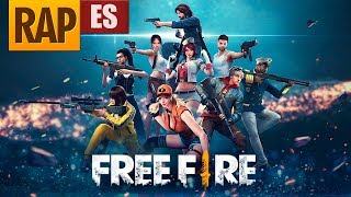 RAP DE FREE FIRE (2019) | En español | AdloMusic