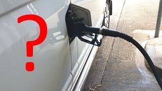 Fuel Cap Side Top Tip - Gas Cap Side Top Tip