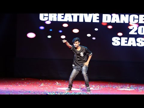 Akash Joshi || Solo || Finals || Creative Dance Championship || Season 2 || 2017 || India
