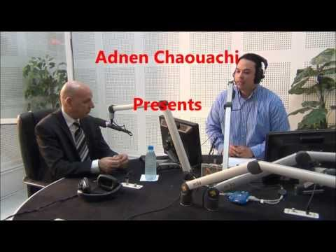 Adnen Chaouachi & Hédi Ben Abbess Diplomatic Affairs Advisor to the Tunisian President