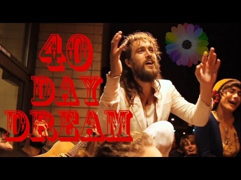 Edward Sharpe & The Magnetic Zeros - 40 Day Dream LIVE (BIG SUR + SAN FRAN) Take Away Shows