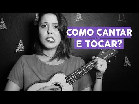 #AjudaJô: Como cantar e tocar ao mesmo tempo? (Ukulele Tutorial)