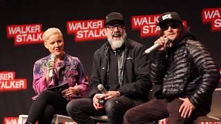 Norman Reedus + Jeffrey Dean Morgan about Hideo Kojima, favourite Zombies, Boondock Saints.