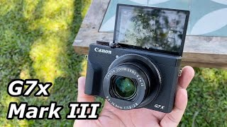 Hasil Foto dan Video Canon G7x Mark III
