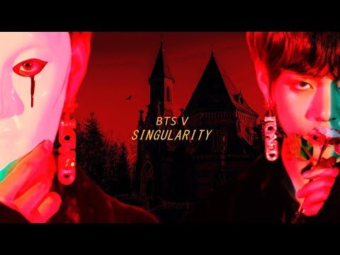 """⚠️How V (Taehyung) """"Singularity"""" Would Sound Like In Haunted Castle 👻 [ USE HEADPHONE] 🎧"""