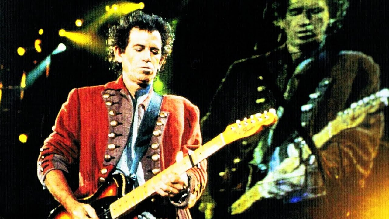 KEITH RICHARDS HOW I WISH LIVE 1993 RARE In HD 1080 YouTube