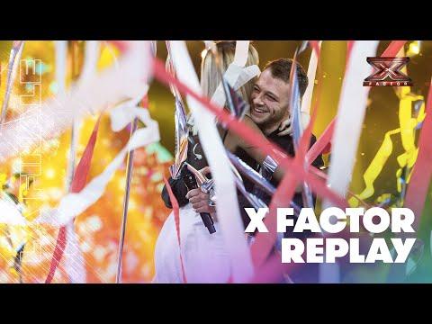 X Factor Replay: la Finale